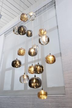 The Cubie 5 mixed cluster pendant light from Viso is made from high quality crystal and chromed steel and look stunning when clustered together. Suspended Lighting, Interior Lighting, Home Lighting, Pendant Lamp, Cluster Lights, Lights, Cluster Pendant Lighting, Hanging Lights, Single Pendant Lighting