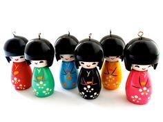 The Modern GEISHA ✿ :: Modern Geisha Doll Charms