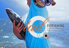 Optimize your saltwater fly fishing with the novel world map of flyfishing, INCREDIBLE HD fly tying video library and the free Tail Fly Fishing Magazine.....the best saltwater fly fishing on the web!! www.flyfishbonehead.com