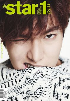 Lee Min Ho Covers @Gemma Docherty 1′s April 2014 Issue Again & Again   Couch Kimchi