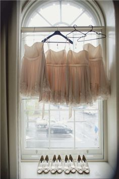 bridesmaids dresses!?