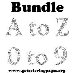 Flower Island Alphabets and Numbers Bundle Coloring Pages Letter B Coloring Pages, Fox Coloring Page, New Year Coloring Pages, Elephant Coloring Page, Bunny Coloring Pages, Unicorn Coloring Pages, Free Coloring Sheets, Adult Coloring Book Pages, Mandala Coloring Pages