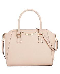 3ba968e699d Calvin Klein Saffiano Satchel & Reviews - Handbags & Accessories - Macy's
