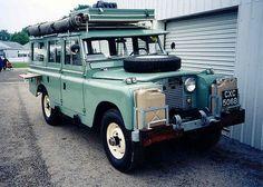 1964 Land Rover Dormobile camper Land Rover History | Land Rover Outpost