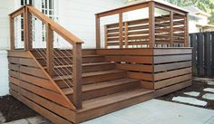 Discover deck railing cap ideas made easy What is your beloved outside area? Is it your front porch? Your yard? Perhaps it's your deck? Well, if therefore, I can easily know why. Horizontal Deck Railing, Deck Railing Design, Patio Deck Designs, Deck Railings, Railing Ideas, Cable Railing, Small Deck Designs, Small Decks, Pergola Ideas