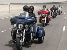 2016 Harley-Davidson® FLHTCUTG Tri Glide® Ultra | Bruce Rossmeyer's Harley-Davidson® | Ormond Beach Florida