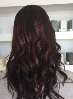 Top 30 Chocolate Brown Hair Color Ideas