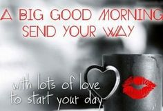 good morning love quote for him