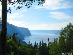 Road Trip to Tadoussac, the Saguenay fjord, and Parc des Hautes Gorges de la Riviere Malbaie