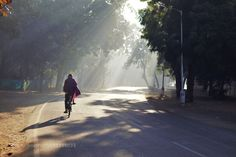 Winter Mornings by jokhakararpan31 Street Photography #InfluentialLime