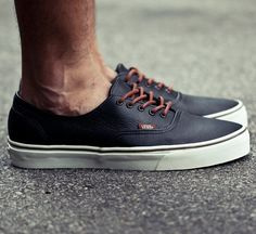 a0b5a521743 handcrafted in virginia - bromo-aj  Vans California Leather. Fashion  OutfitsFashion ShoesMens ...