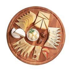Käse Landler - Die Jausen Platte. #schärdinger #käse #käseplatte