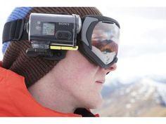 Suporte para Cabeça Universal para Action Cam Sony - BLT-UHM1