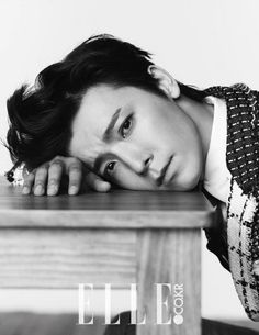 "Donghae Reveals His Thoughts About Being Part of Super Junior in ""Elle"""