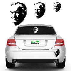 #Atatürk #Autoaufkleber