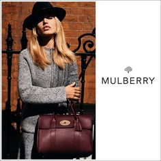 Mulberry Autumn Winter 2015 Campaign starring Georgia May Jagger, shot by Alasdair McLellan