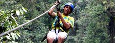 Ziplines #CostaRicaAdventureTour
