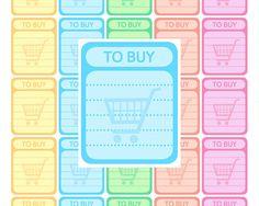 Printable Stickers Full Box Stickers Printable To Buy Stickers Stickers To Buy Printable Planner Stickers Erin Condren Digital  MAMBI ECLP