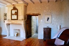 Tastefully renovated stone house and garden | France Property Guide Property Guide, Property Prices, French Property, Aquitaine, French Farmhouse, France, Stone, Garden, Rock