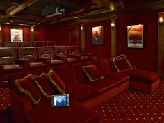 theater on pinterest theater seating single sofa and home theater