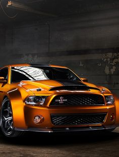 Ford #Mustang #Shelby GT 500 - One Day! <3 <3 <3