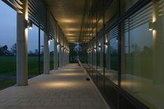 Royal Veterinary College - Simes S.p.A. luce per l'architettura