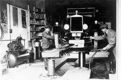 The Ramjam Garage