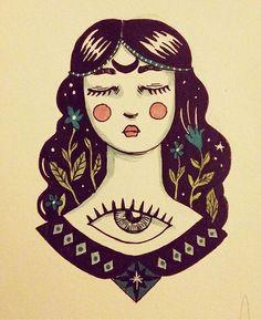 feminine mystique ॐ