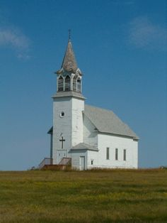 Loma, North Dakota Church |