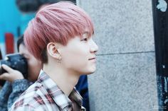 150501 BTS on the way to pre-record Music Bank