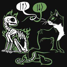 Schrödinger's cat | Unisex T-Shirt