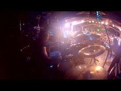 Detonautas - Alive - Drum Frame - Detonautas no Kazebre SP -  Pearl Jam ...