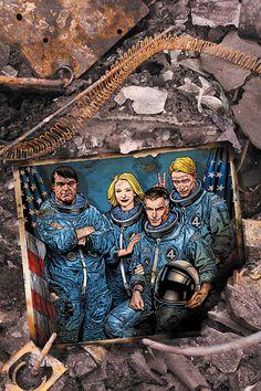 Fantastic Four by Chris Weston