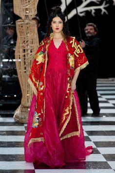 Frank Sorbier couture Spring 2014