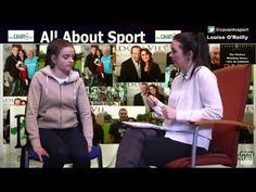 Leanne Kiernan Soccer and Tyrone Kearns Cavan Archers talk to Louise O'Reilly on All About Sport O Reilly, Soccer, Music, Sports, People, Youtube, Musica, Hs Sports, Futbol