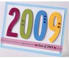 This article is about graduation card ideas for high school and college.