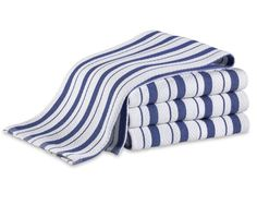I love the Williams-Sonoma Striped Towels, Set of 4 on Williams-Sonoma.com