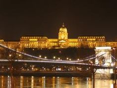 A most beautiful scene ... from across the Danube