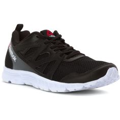 Reebok Men's Run Supreme 2.0 Mt Running Shoes (389822801) ($60) ❤ liked on Polyvore featuring men's fashion, men's shoes, men's athletic shoes, shoes, mens shoes, mens slip on athletic shoes, mens lace up shoes, mens slipon shoes and reebok mens shoes