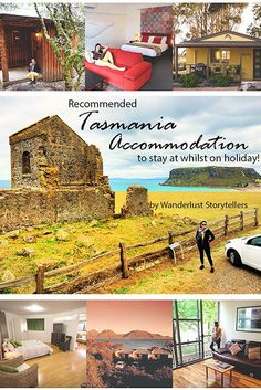 Highly Recommended places of where to stay in Tasmania
