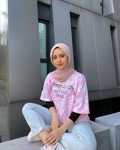 Modest Fashion Hijab, Modern Hijab Fashion, Street Hijab Fashion, Casual Hijab Outfit, Hijab Fashion Inspiration, Hijab Chic, Muslim Fashion, Fashion Outfits, Hijab Collection