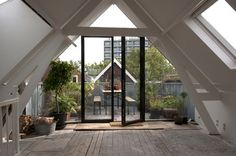loft appartment Rotterdam Delfshaven