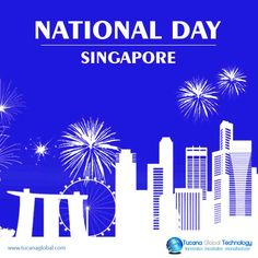 Today #NationalDay is observed in #Singapore
