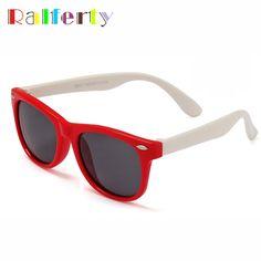 230f48061a Children TAC Polarized Sunglasses Kids Designer Sport Shades For Girls Boys  Goggle Baby Glasses Oculos Infantil 21513