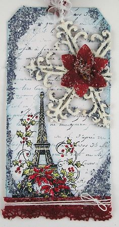 Suzz's Stamping Spot: Christmas in Paris