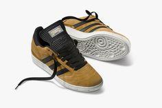 adidas Skateboarding Spring 2012 Busenitz 'Ochre/Black'