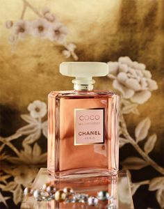 Just oneFavorite Perfume.    Coco Mademoiselle is a fresh oriental scent created by CHANEL master perfumer Jacques Polge in 2001. The fragrance represents the ever-evolving spirit of Coco Chanel in this feminine, sexy, young and exciting fragrance.