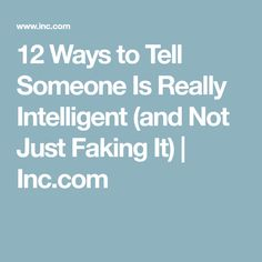 Blue letter bible commentaries david guzik updated study guide 12 ways to tell someone is really intelligent and not just faking it malvernweather Image collections