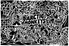 arctic monkeys wallpaper - Recherche Google