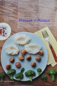 Cloudy with a Chance of Meatballs Recipe - FUN!